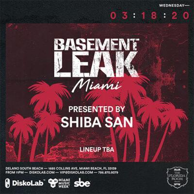 Basement-Leak