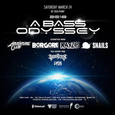 Bass-Odyssey