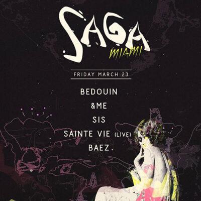 Bedouin-Saga