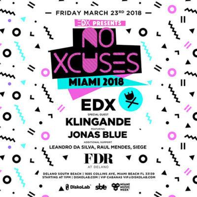 EDX-No-Xcuses